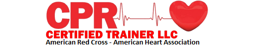 CPR Certified Trainer - American Red Cross - American Heart Association